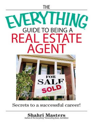 cover image of The Everything Guide to Being a Real Estate Agent