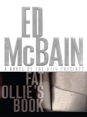 cover image of Fat Ollie's Book