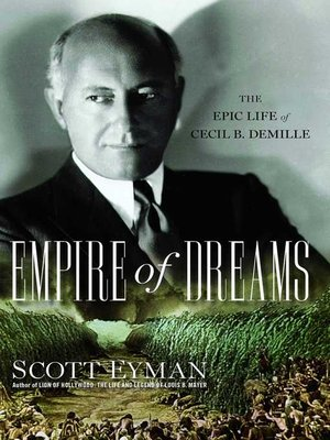 cover image of Empire of Dreams