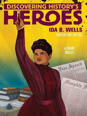 cover image of Ida B. Wells
