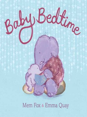cover image of Baby Bedtime