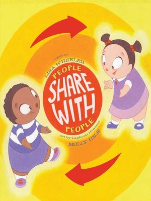 cover image of People Share with People