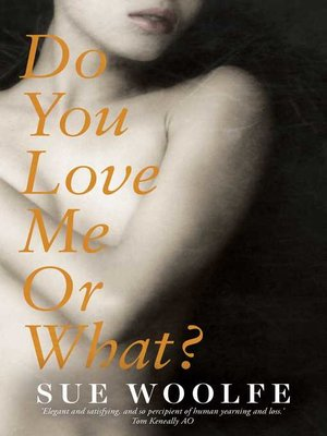 cover image of Do You Love Me or What?
