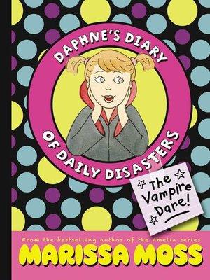 cover image of The Vampire Dare!