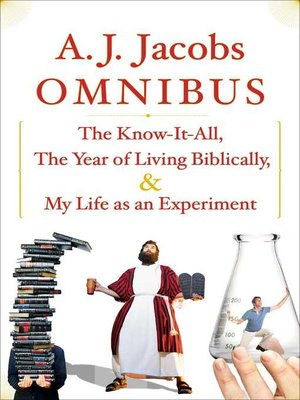 cover image of A.J. Jacobs Omnibus