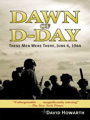 cover image of Dawn of D-DAY
