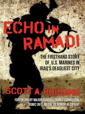 cover image of Echo in Ramadi