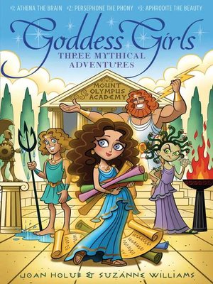 cover image of The Goddess Girls Set