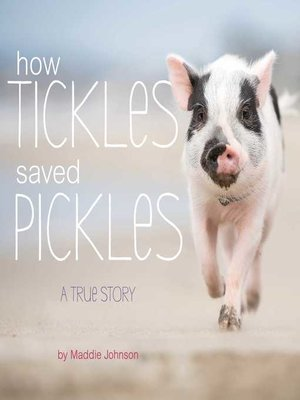 cover image of How Tickles Saved Pickles