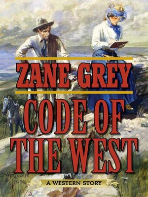 cover image of Code of the West
