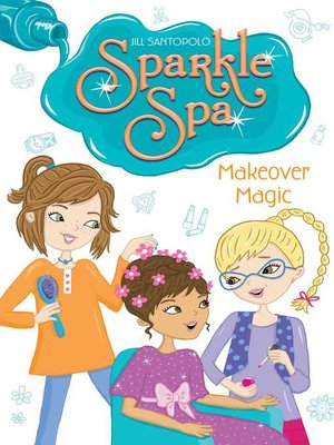 cover image of Makeover Magic