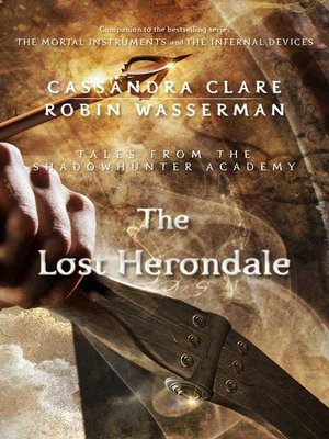 cover image of The Lost Herondale