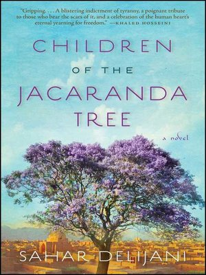 cover image of Children of the Jacaranda Tree