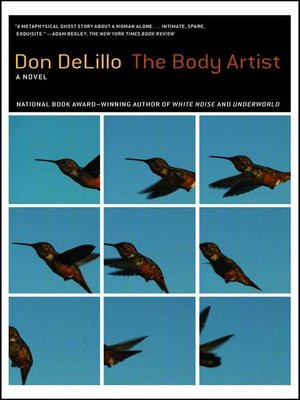 cover image of The Body Artist