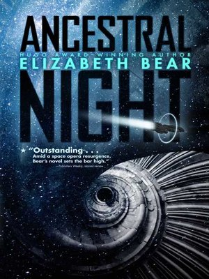 cover image of Ancestral Night