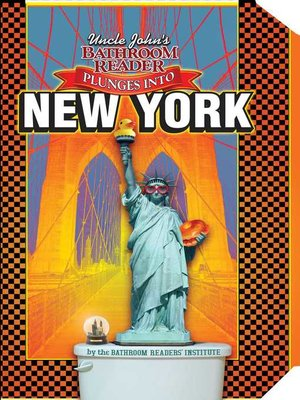 cover image of Uncle John's Bathroom Reader Plunges into New York