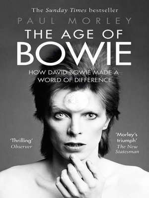 cover image of The Age of Bowie
