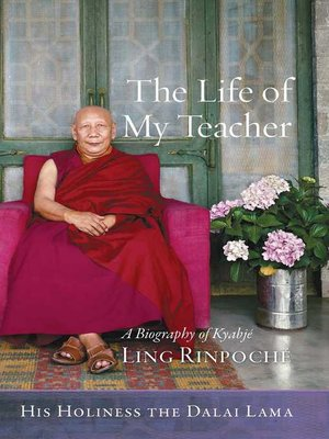 cover image of The Life of My Teacher