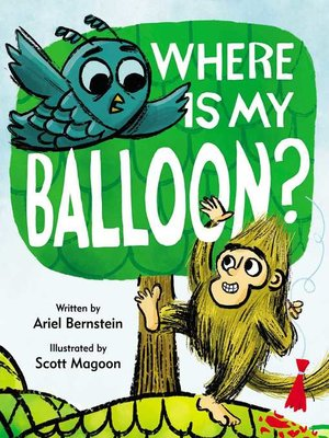 cover image of Where Is My Balloon?