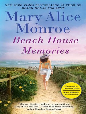 Cover image for Beach House Memories