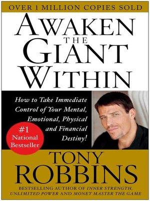 Power personal anthony pdf robbins