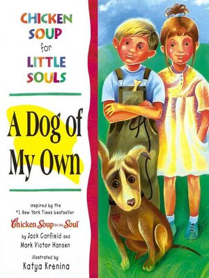 cover image of Chicken Soup for Little Souls