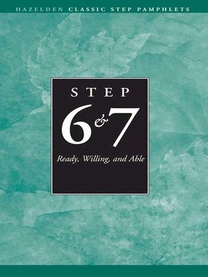 cover image of Steps 6 and 7 AA Ready Willing and Able