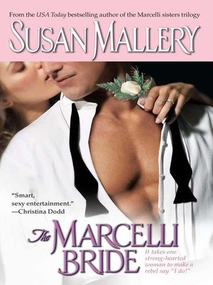 cover image of The Marcelli Bride