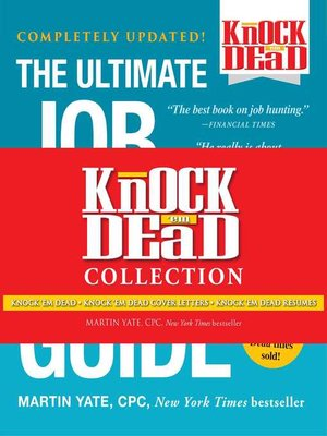 cover image of Knock 'em Dead Collection
