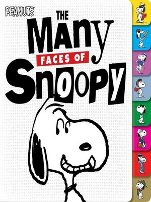 cover image of The Many Faces of Snoopy