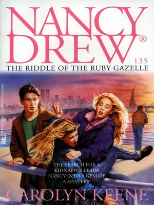 cover image of The Riddle of the Ruby Gazelle