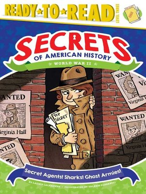 cover image of Secret Agents! Sharks! Ghost Armies!
