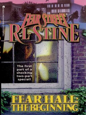 cover image of Fear Hall: The Beginning