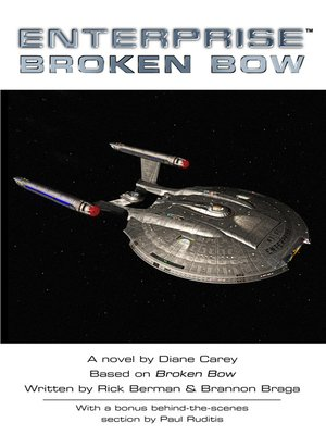 cover image of Broken Bow