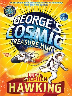 cover image of George's Cosmic Treasure Hunt