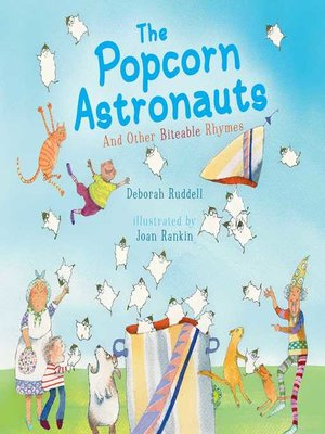 cover image of The Popcorn Astronauts