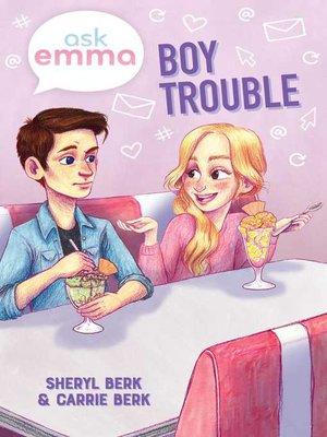 cover image of Boy Trouble