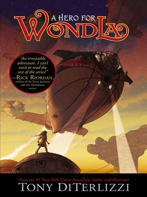 cover image of A Hero for WondLa