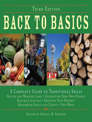 cover image of Back to Basics