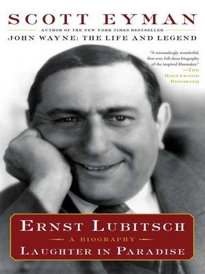 cover image of Ernst Lubitsch