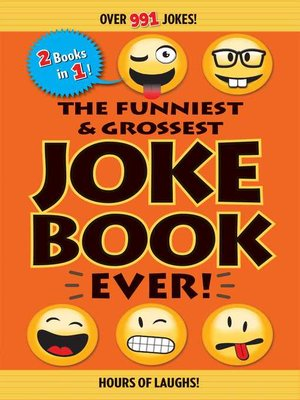 cover image of The Funniest & Grossest Joke Book Ever!