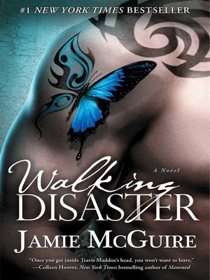 cover image of Walking Disaster
