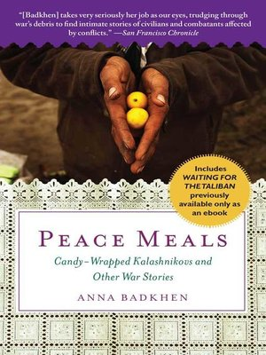 cover image of Peace Meals
