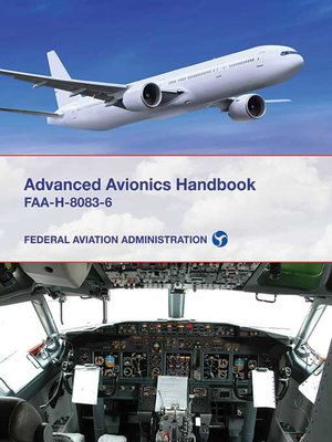cover image of Advanced Avionics Handbook