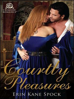 cover image of Courtly Pleasures