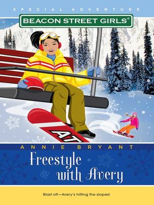 cover image of Freestyle with Avery