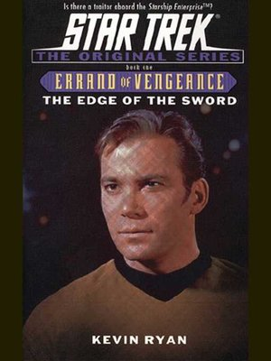 cover image of The Edge of the Sword