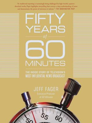 cover image of Fifty Years of 60 Minutes