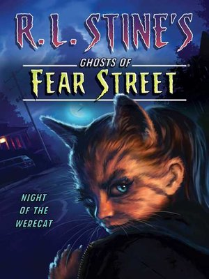 cover image of Night of the Werecat