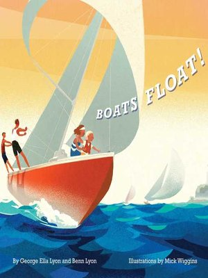 cover image of Boats Float!